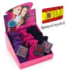 Love-n-Joy Chips/Fichqs Love 12*9 pcs Spanyol