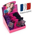 Love-n-Joy Chips/Jeton de LAmour 12*9 pcs Francia