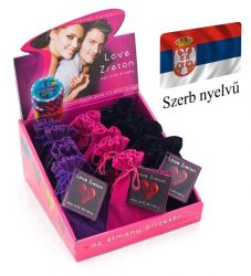 Love-n-Joy Chips/Ljubavni Zeton 12*9 pcs Szerb