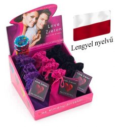 Love-n-Joy Chips/Love Zeton 12*9 pcs Lengyel