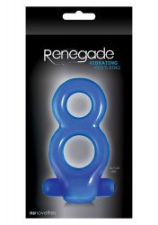 RENEGADE MEN S RING BLUE