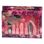 DIRTY DOZEN SEX TOY KIT PINK